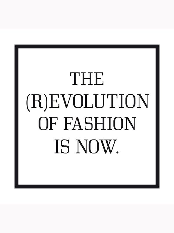 Fashion Revoultion