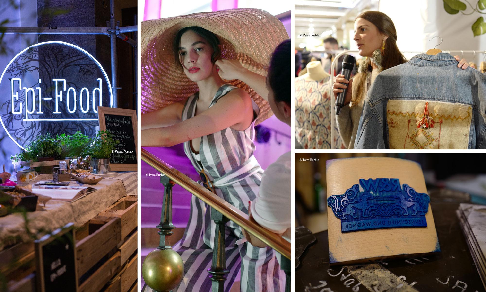 Fair Fashion & Organic Beauty