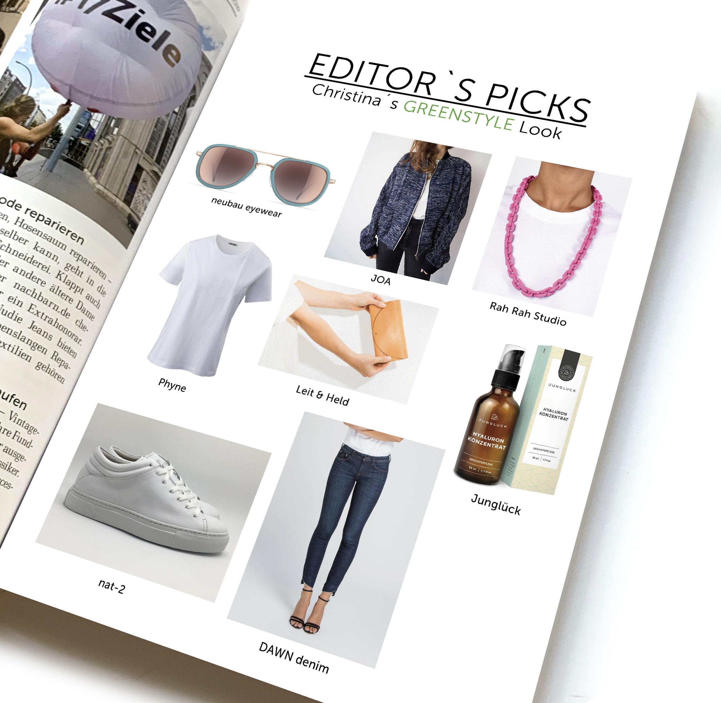 fair fashion editor's picks