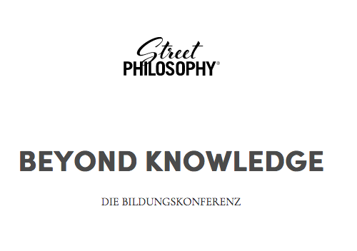 GOOD news: BEYOND KNOWLEDGE