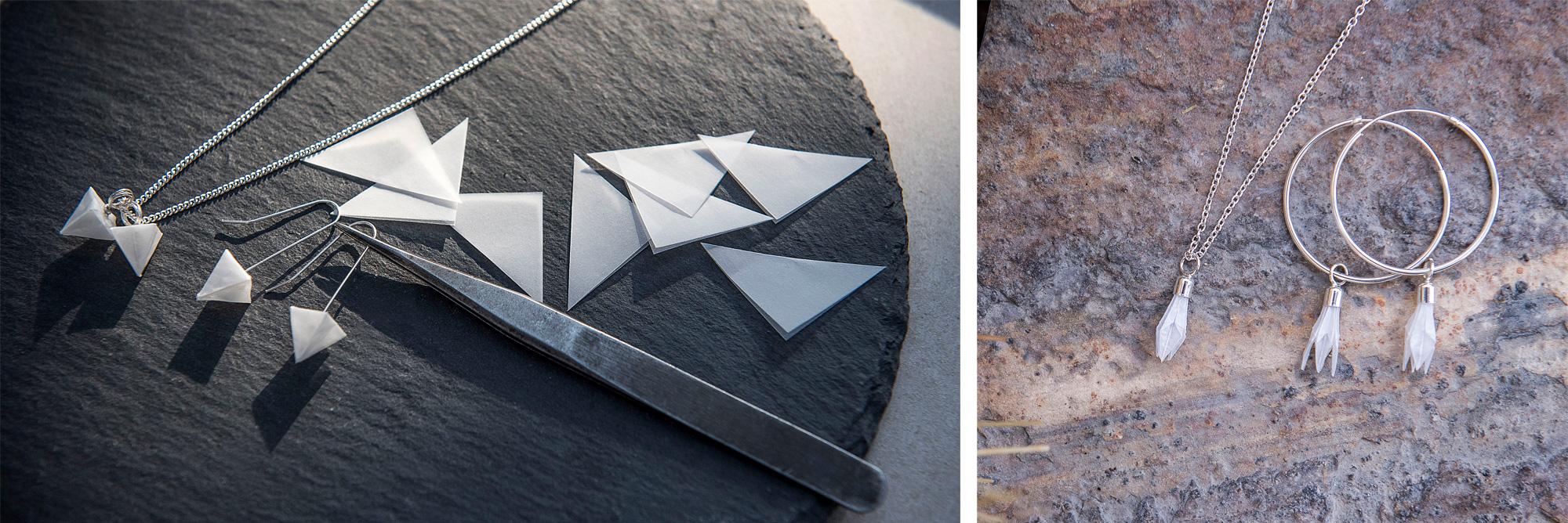 CARORAUE design made for paper