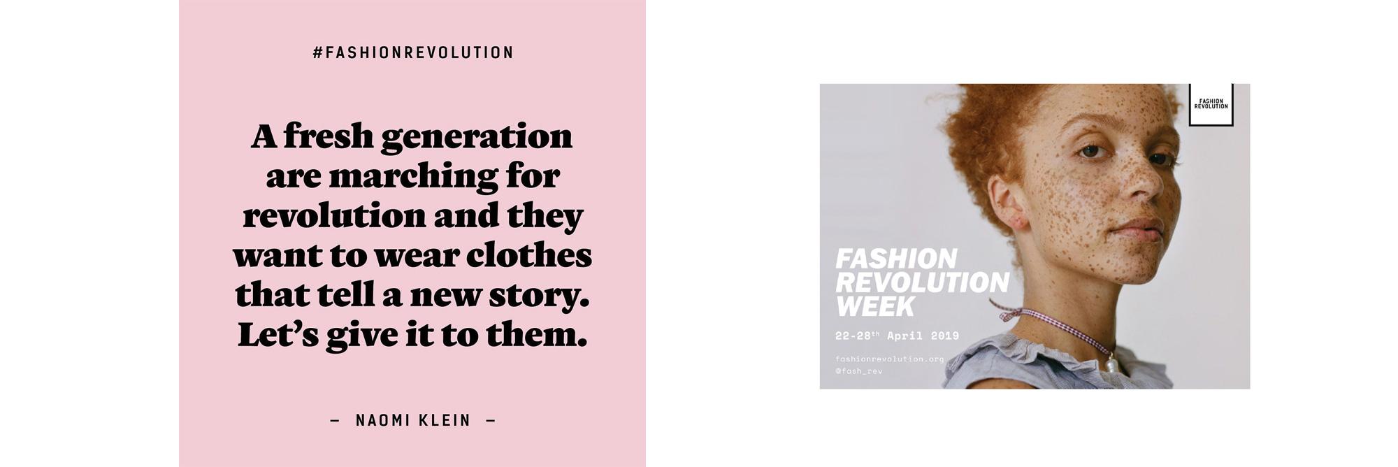Fashion Revolution München 2019