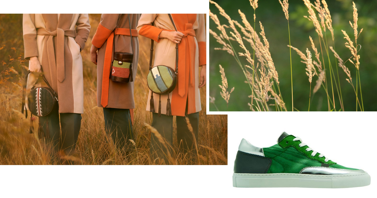 GOOD news: Grün ist die Trendfarbe für 2021