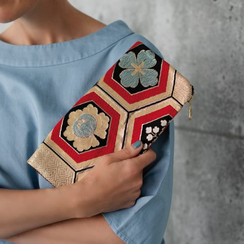 Friends that Rhyme - Upcycling Clutches