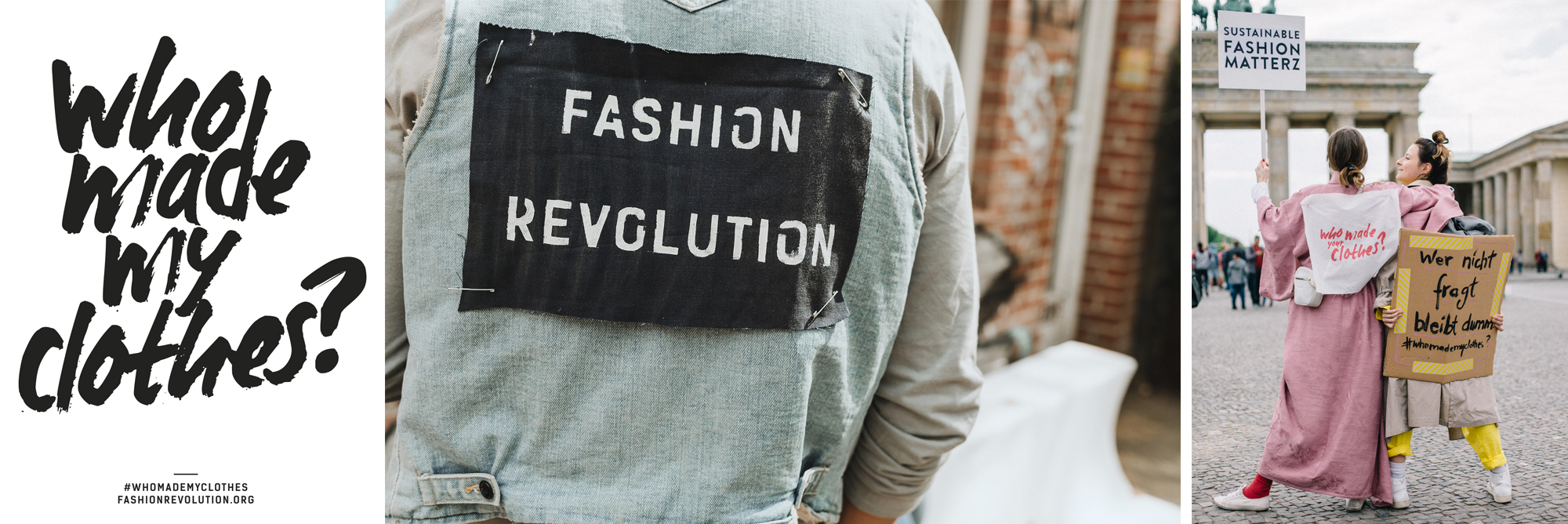 Fashion Revolution 2020 – now more than ever