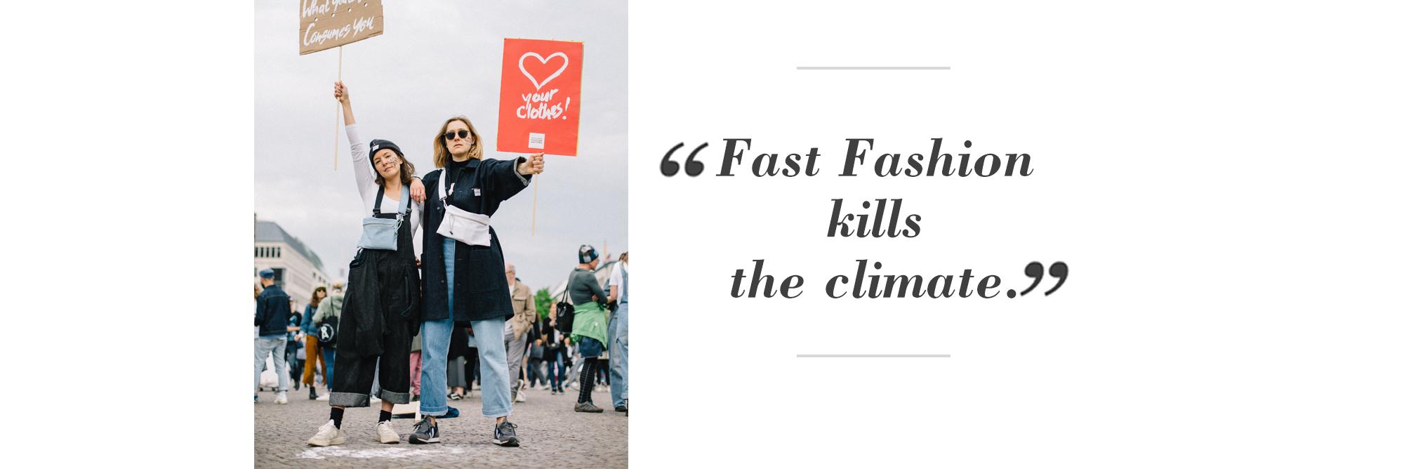 Fashion & CLIMATE