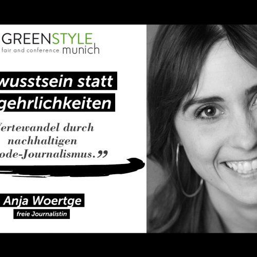 Nachhaltiger Mode-Journalismus
