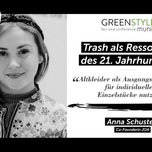 Mode aus Müll - Trash als Ressource des 21. Jahrhunderts