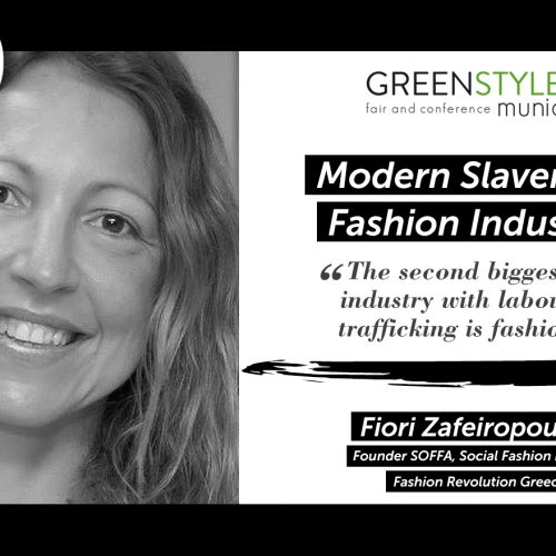 Modern Slavery @ Fashion Industry