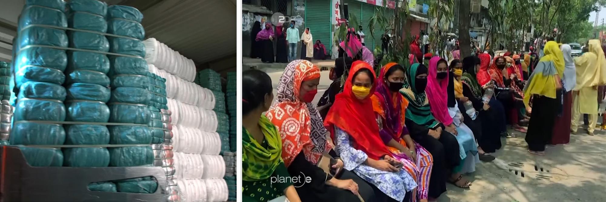 Pandemie: Wie die Modebranche leidet.