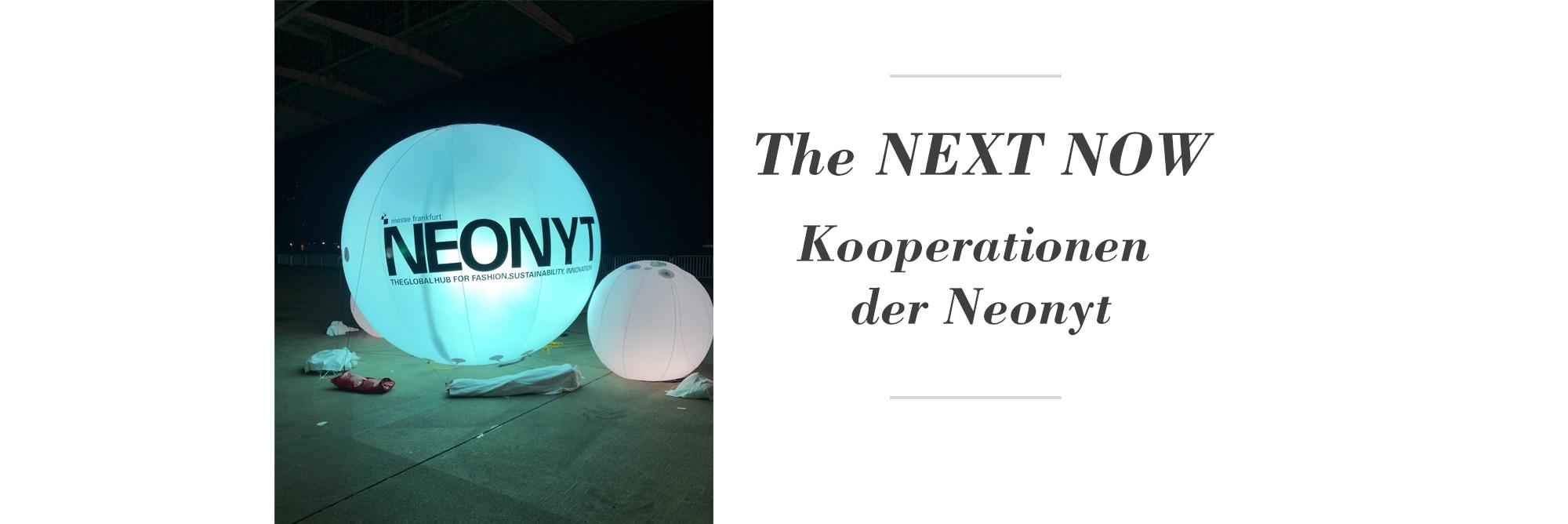 The NEXT NOW: Kooperationen der Neonyt