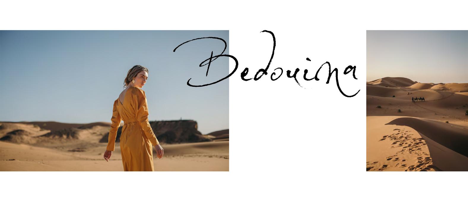 Bedouina. Oder die moderne weibliche Utopie.