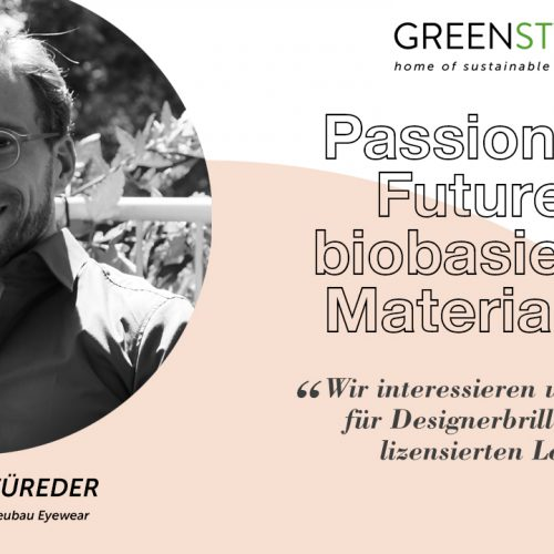 Passion for Future: biobasierte Materialien