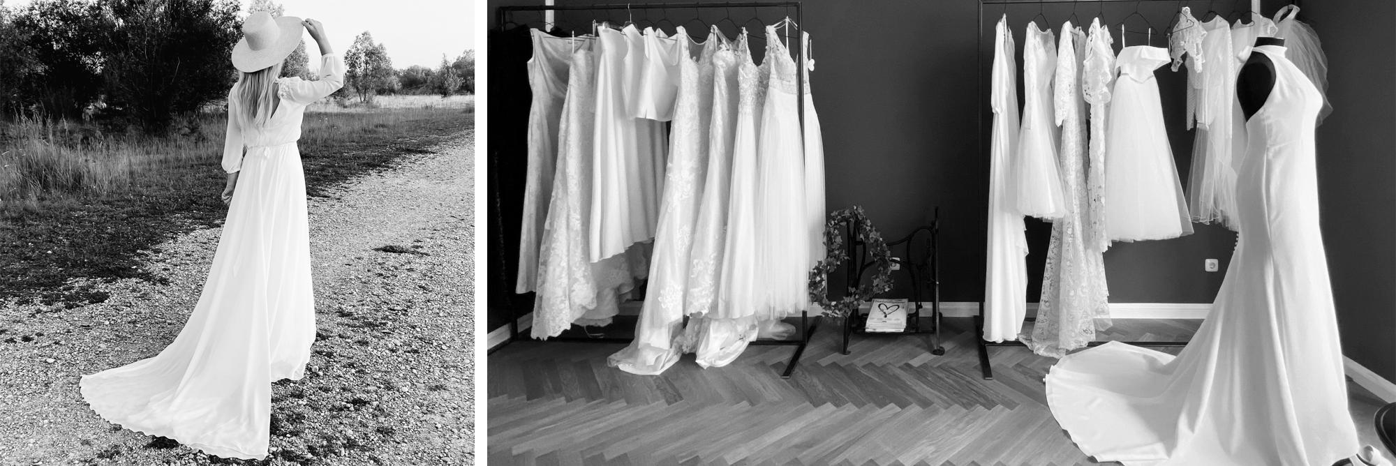 hugs & kisses – Second Hand Brautkleider