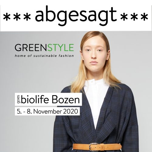 GREENSTYLE goes biolife Bozen – we're back