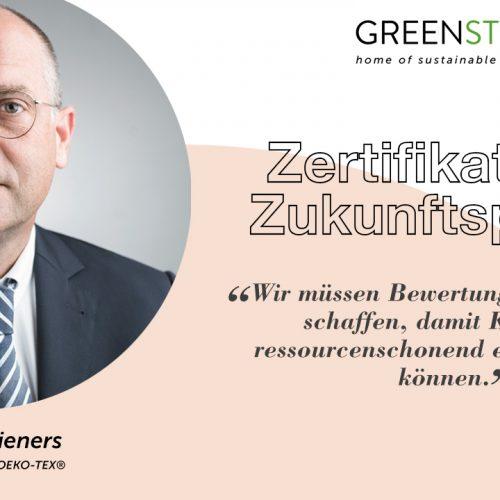 Zertifikate & Zukunftspläne