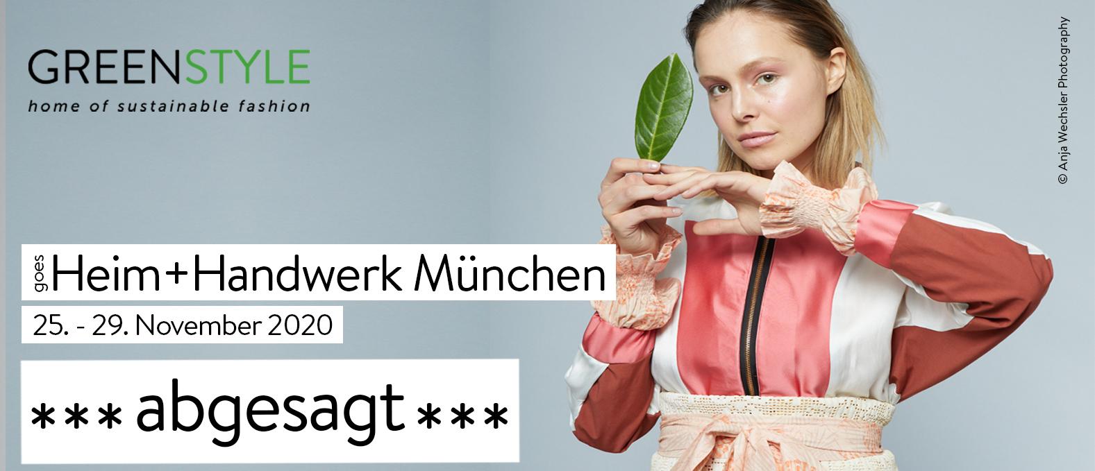 GREENSTYLE goes Heim+Handwerk München