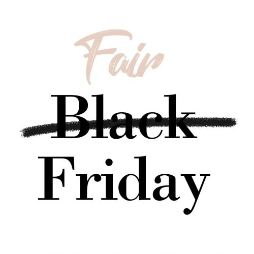 Bye-bye Black Friday – hello buy better day