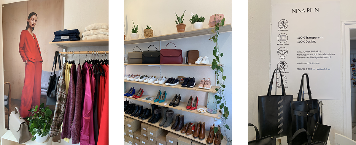 Business Concept Store