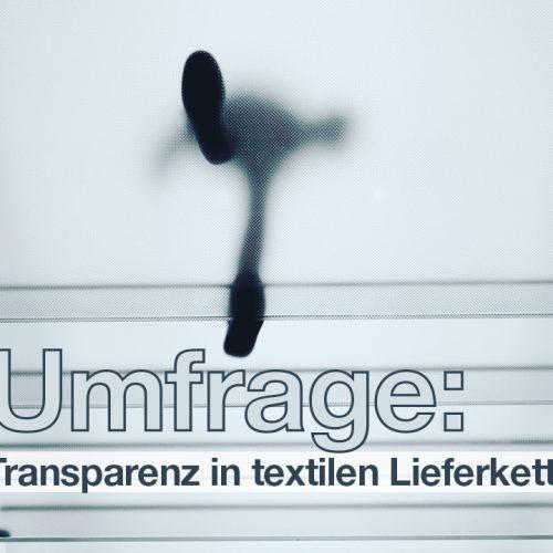 Umfrage Transparenz