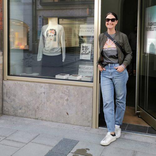 GREENSTYLE Popup-Store @ Rathaus München