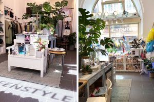 GREENSTYLE Popup-Store